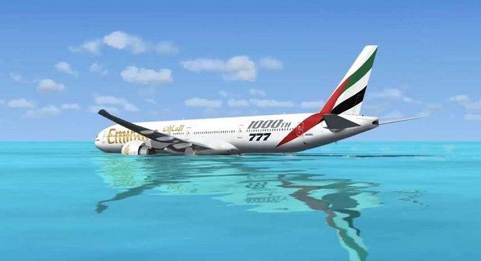 الهبوط على سطح الماء