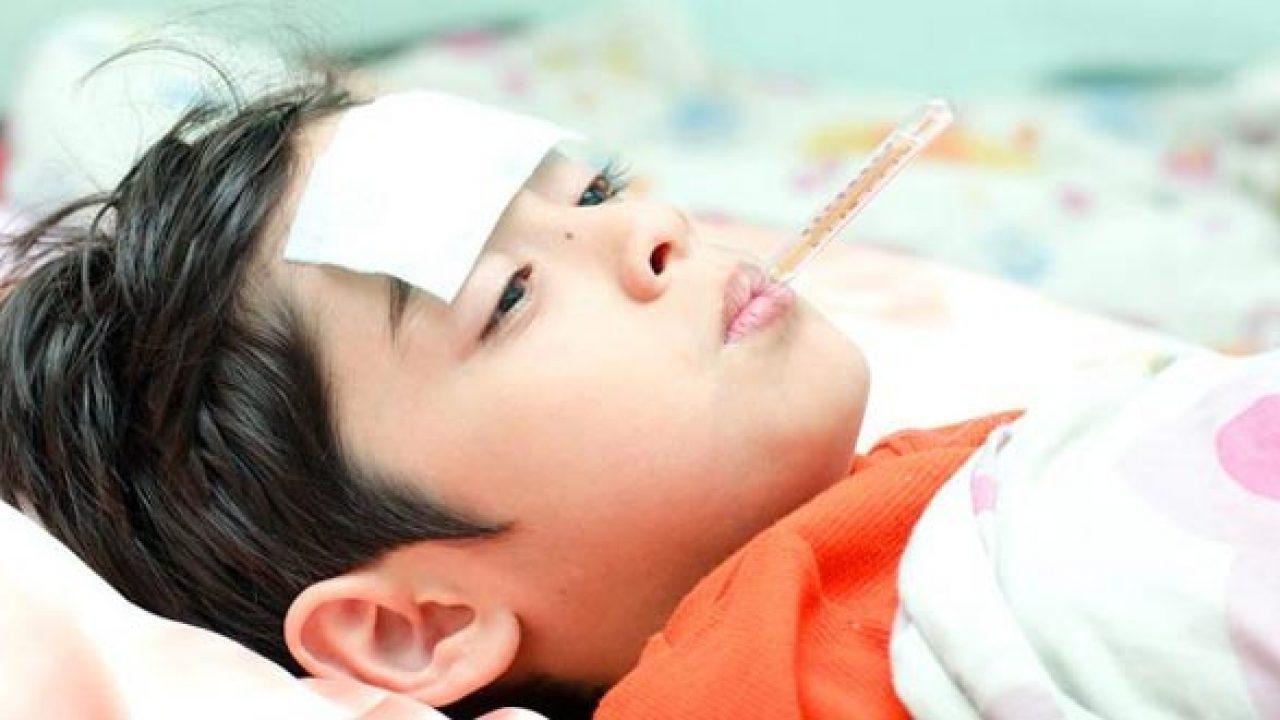 تسبب حدوث حمى لدى الأطفال