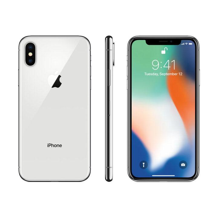 طبقة زجاجية خارجية هشة في هاتف ايفون x