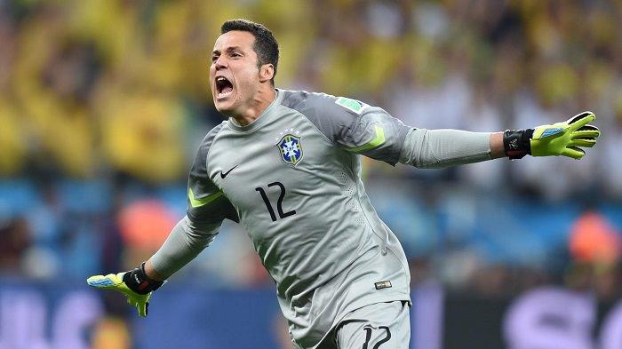 خوليو سيزار، في اكبر فضائح كرة القدم البرازيلية