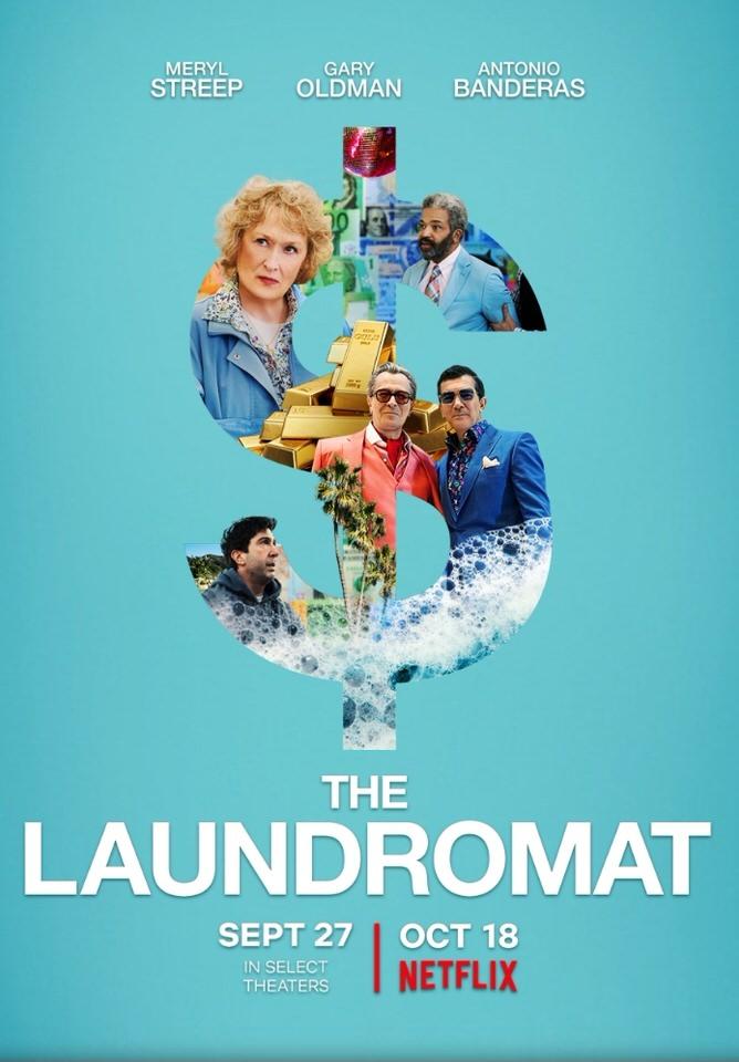 The Laundromat - موعد العرض 18أكتوبر