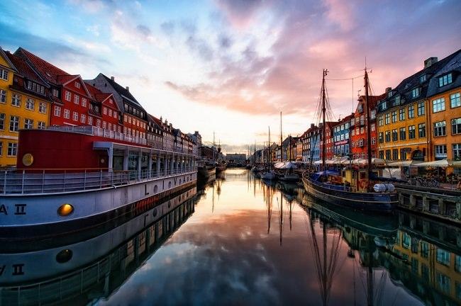 مدينة كوبنهاغن - الدنمارك