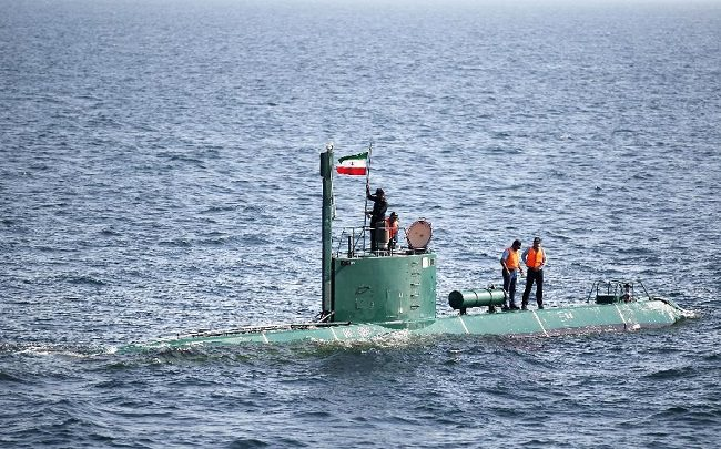 إيران - 31 غواصة