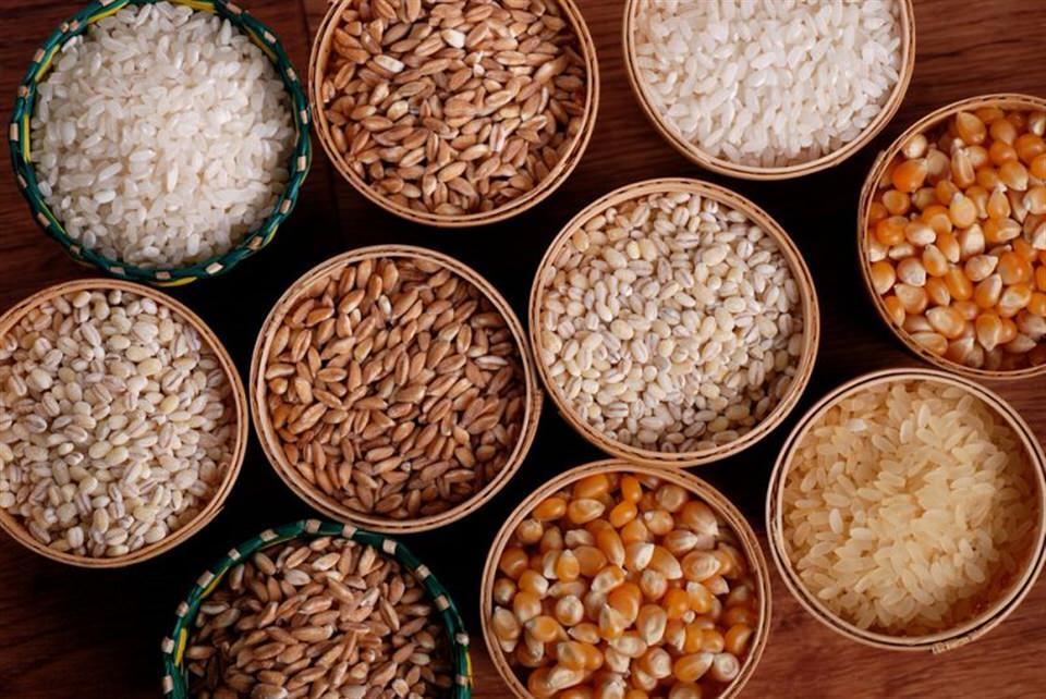 الحبوب الكاملة
