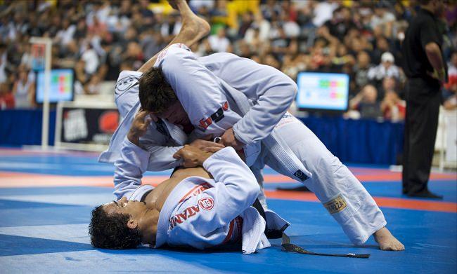 جوجيتسو البرازيلية ، اخطر فنون قتالية في العالم - Brazilian Jiu Jitsu