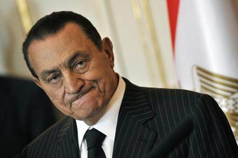 حسني مبارك - 1995