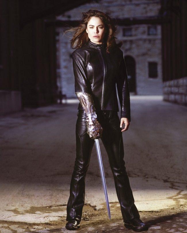 يانسي باتلر عن دورها في Witchblade