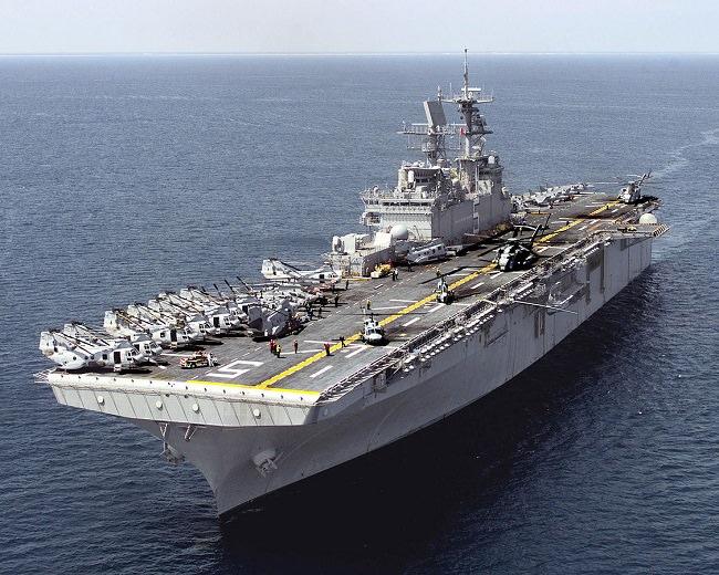 القوات البحرية الأمريكية