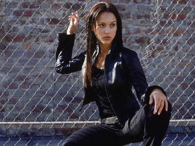 جيسيكا ألبا عن دورها في مسلسل Dark Angel