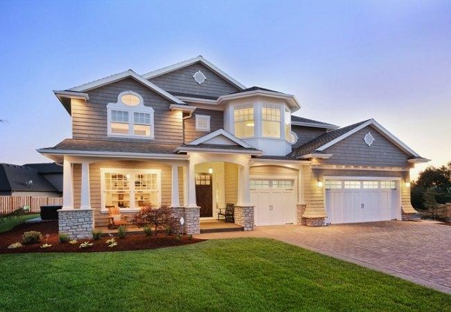 عنوان منزلك