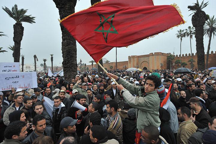 المغرب في المرتبة 80 عالميا