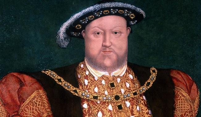 هنري الثامن هو من اختار تاريخ الاحتفال بالفالنتاين