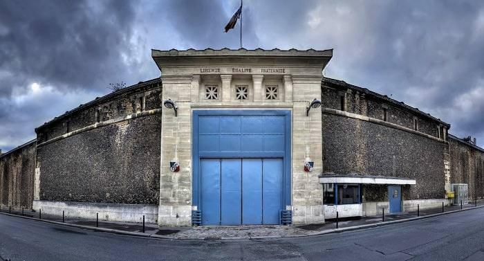 سجن لاسانت – فرنسا