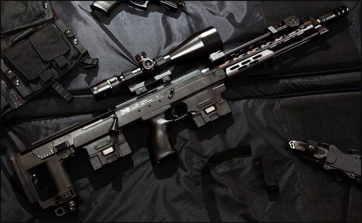 بندقية القنص DSR-50، اخطر بنادق في العالم