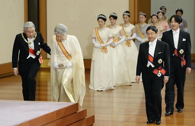 سلالة الامبراطورية اليابانية - مدة الحكم 2673 عام