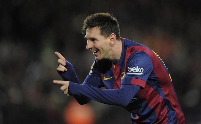 ليونيل ميسي ، أغلى نجوم كرة القدم في العالم - 280.8 مليون يورو