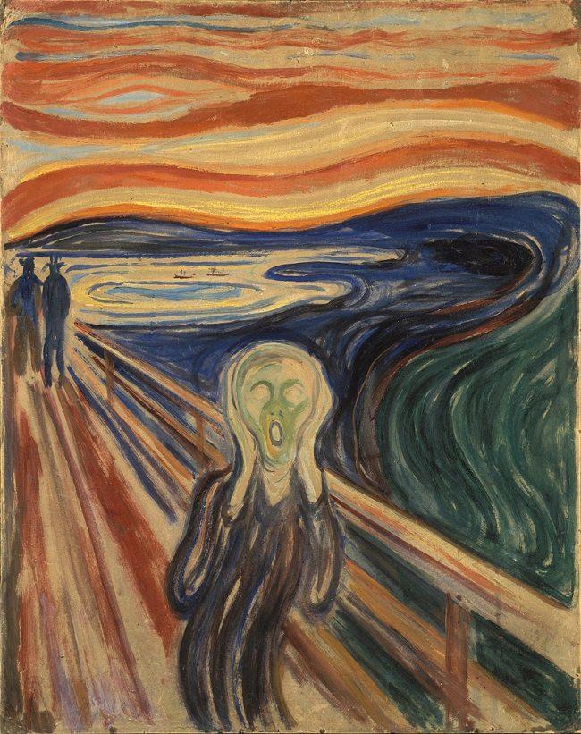 لوحات The Scream - ثمنها 119.9 مليون دولار
