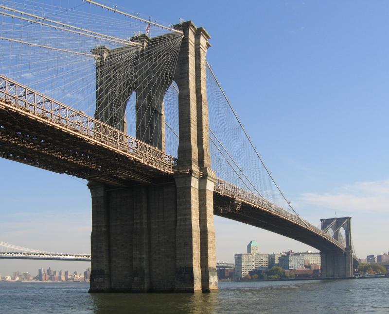 جسر بروكلين (نيويورك)