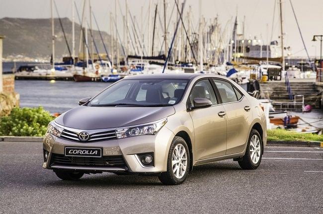 تويوتا كورولا - 1،339،024 سيارة والاولى بين اكثر 10 سيارات مبيعا حول العالم