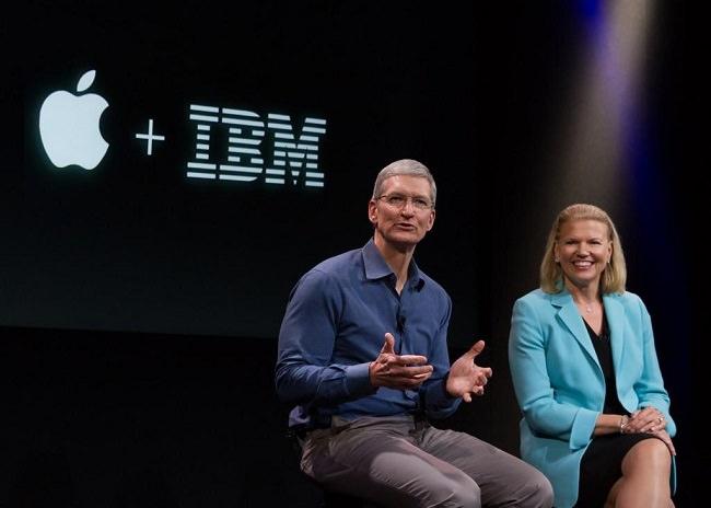 IBM - بـ 94 مليار دولار