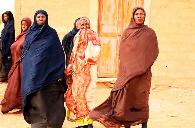 موريتانيا، المرتبة الأولى عالميا في مؤشر العبودية - 160 ألف شخص