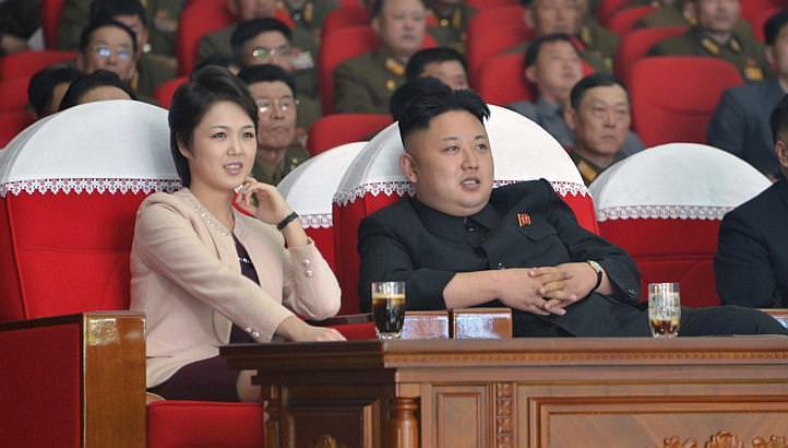 كم جونغ أون، رئيس كوريا الشمالية - 4-5 مليار دولار