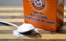 السكر وبيكربونات الصوديوم