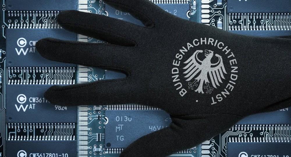 دائرة الاستخبارات الاتحادية الألمانية