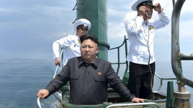 كوريا الشمالية صاحبة أكبر اسطول غواصات في العالم -  78 غواصة