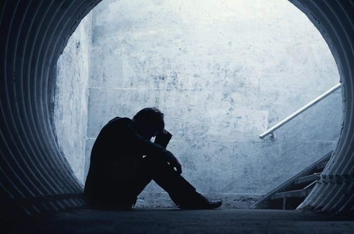 تدهور الحالة النفسية