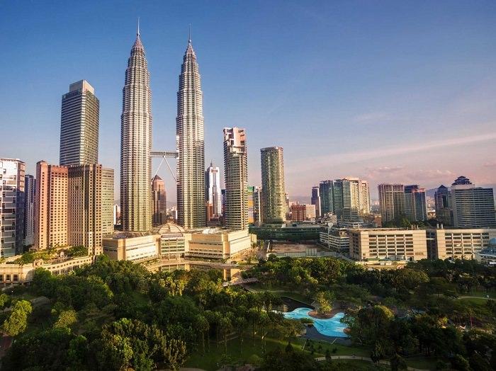 كوالا لمبور، ماليزيا - 11.12 مليون سائح