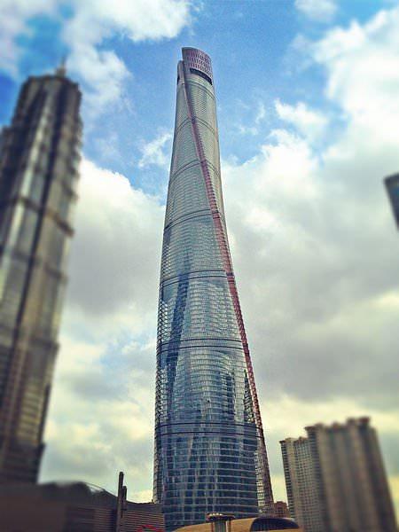 برج شانغهاي