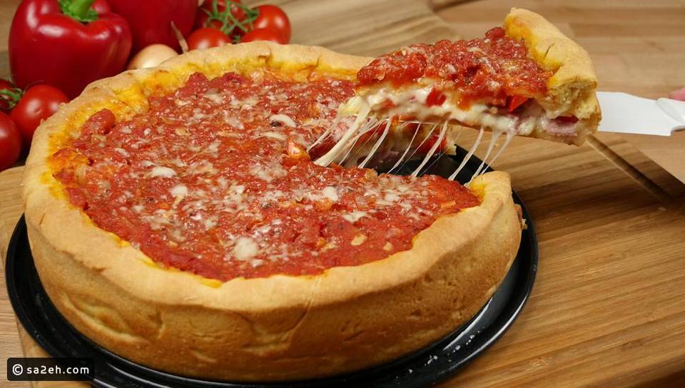 بيتزا بيتزا شيكاغو , الولايات المتحدة الاميركية