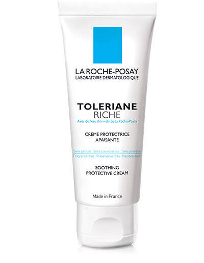 La Roche-Posay Toleriane Riche Daily Soothing Nourishing Face Cream