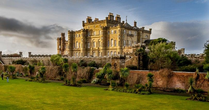 قصر كولزيان - اسكتلندا