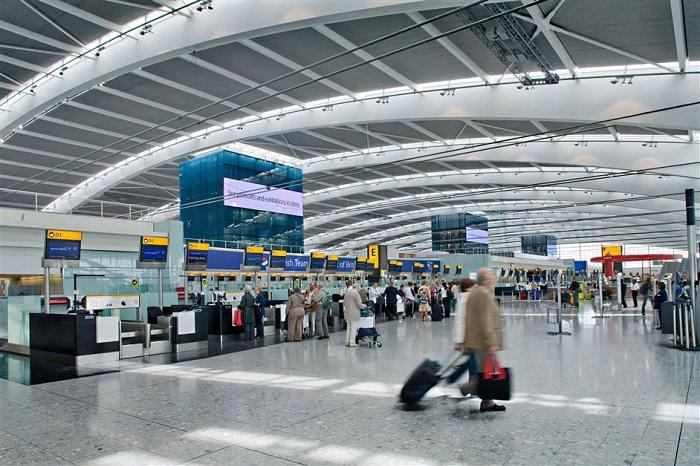 مطار لندن-هيثرو