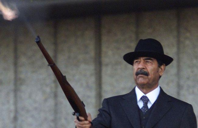صدام حسين - 1982
