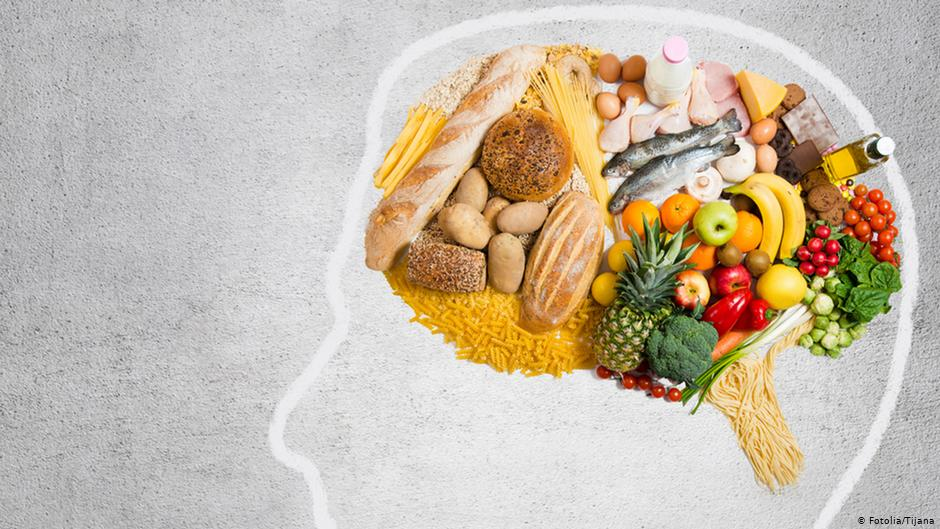 تناول أكل صحي يقوي المهارات