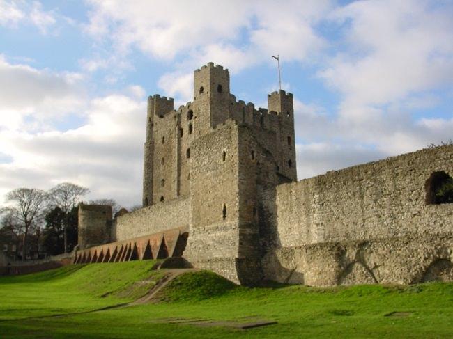 قلعة كيب - إنجلترا