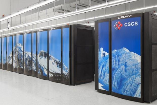 Piz Daint في سويسرا - 6.27 مليار عملية حسابية في الثانية