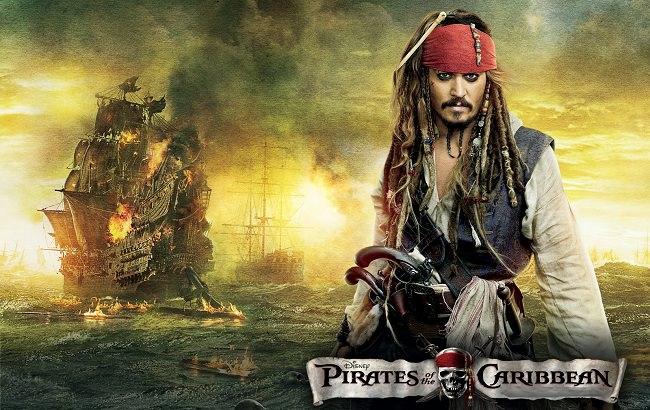 Pirates of the Caribbean - إجمالي الايرادات 3.72 مليار دولار