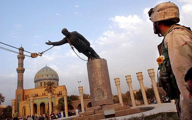 برنارد سنج وغزو العراق
