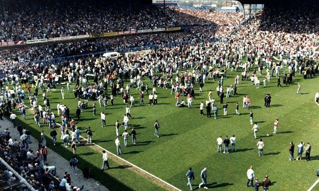 مباراة نوتينغهام فورست ونادي ليفربول سنة 1989 - مقتل 96 شخصاً