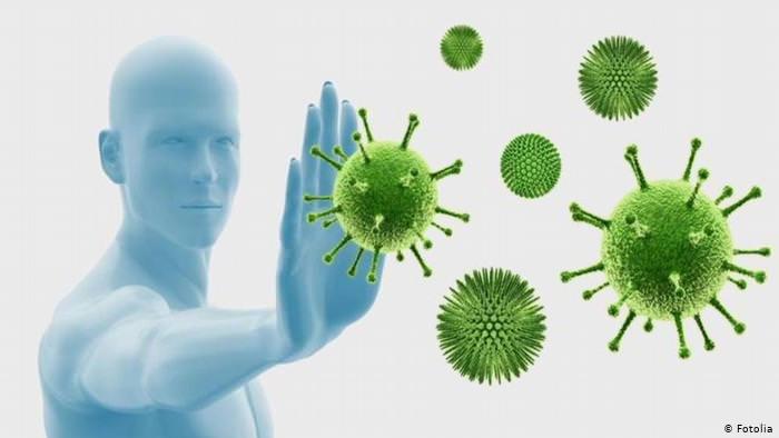 المساعدة في الوقاية من الالتهابات ويقوي المناعة