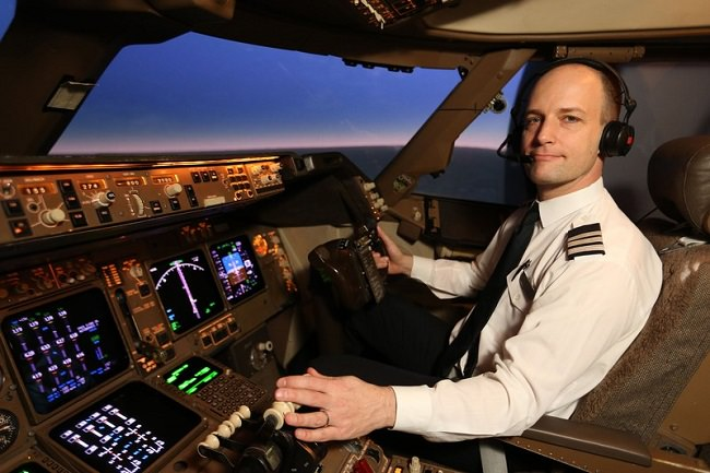 الطيار - مقياس الاجهاد والتوتر 60.54