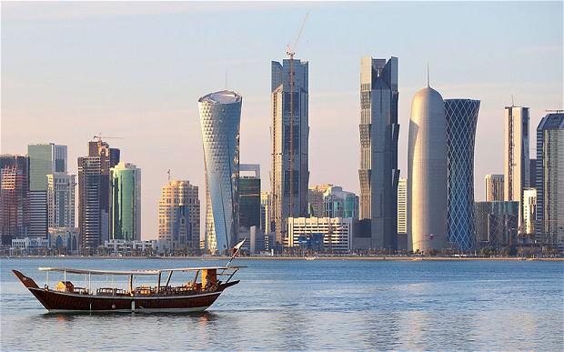 جهاز قطر للإستثمار - 320 مليار دولار