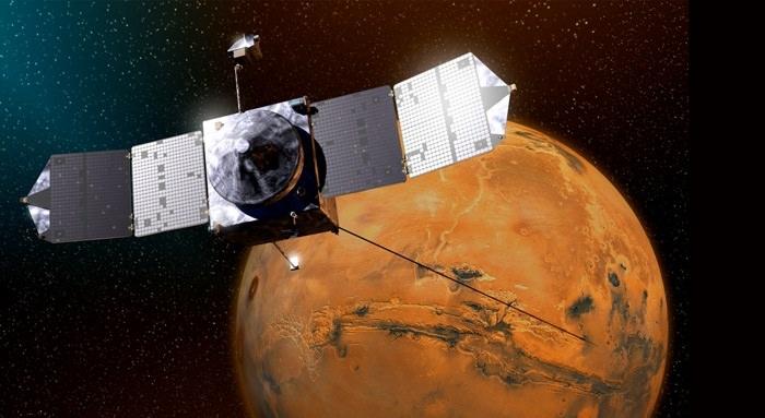 كيفية التواصل بين مستعمرة المريخ والأرض