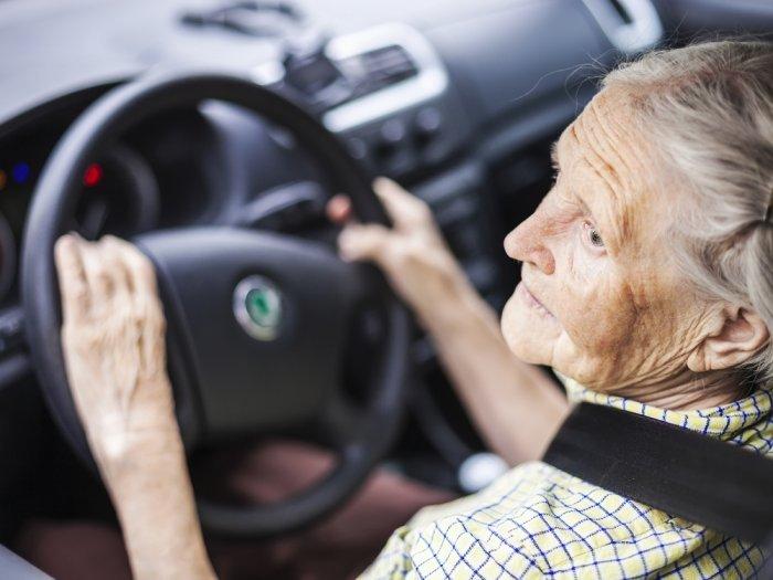 الخرف و مشاكل القيادة
