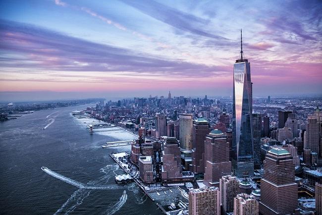 المركز التجاري العالمي 1 - نيويورك