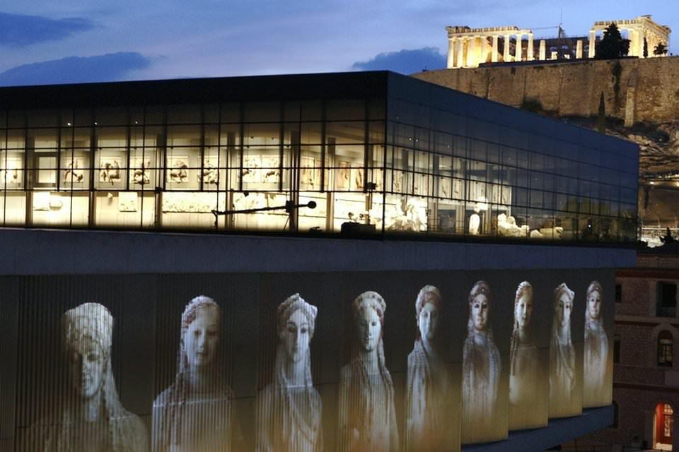 متحف الاكروبوليس، اثينا، اليونان